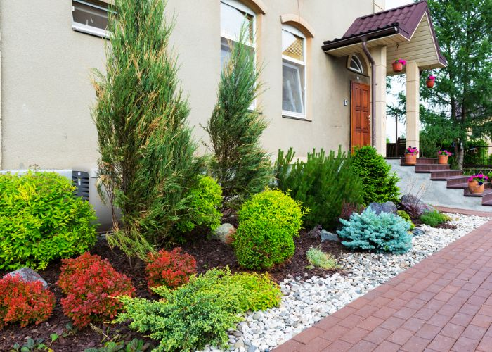 the best landscaping companies in boston perform an amazing overhaul on residential property