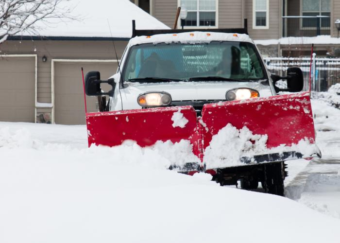 best snow removal company in Boston